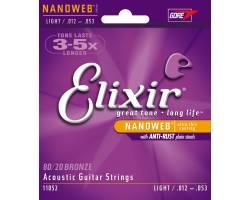 ELIXIR AC NWL Струни для акустичних гітар