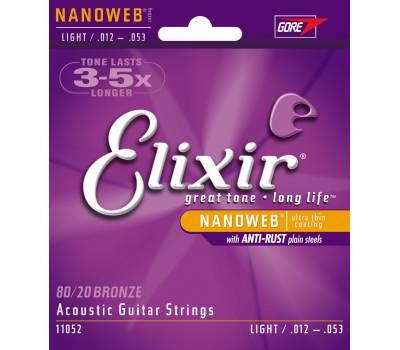 ELIXIR AC NWL Струны для акустических гитар