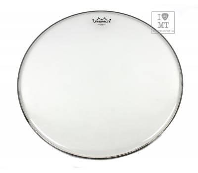 Купить REMO AMBASSADOR 20' CLEAR Пластик для барабана онлайн