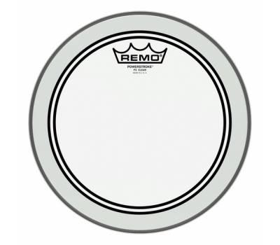 Купить REMO POWERSTROKE3 10'' CLEAR Пластик для барабана онлайн