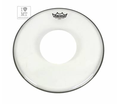 Купить REMO CS 14' CLEAR WHITE DOT Пластик для барабана онлайн