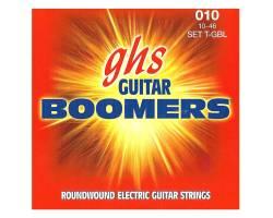 GHS STRINGS BOOMERS GBL Струни для електрогітар