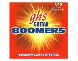 GHS STRINGS BOOMERS GBL Струны для электрогитар