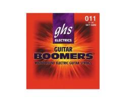 GHS STRINGS GBM GUITAR BOOMERS Струни для електрогітар