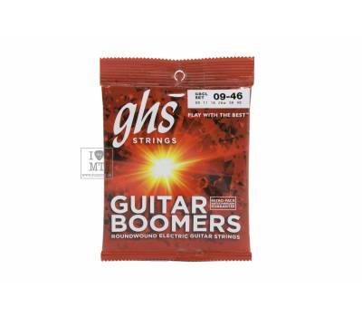 Купить GHS STRINGS GUITAR BOOMERS SET GBCL Струны для электрогитар онлайн
