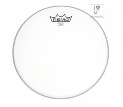 "Купить REMO EMPEROR 10"" COATED Пластик для барабана онлайн"