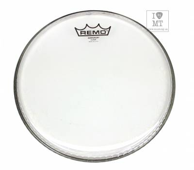 "Купить REMO EMPEROR 10"" CLEAR Пластик для барабана онлайн"