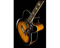 EPIPHONE EJ-200SCE VS/GH Гитара электроакустическая