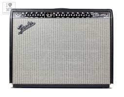 FENDER 65 TWIN REVERB Гітарний комбопідсилювач