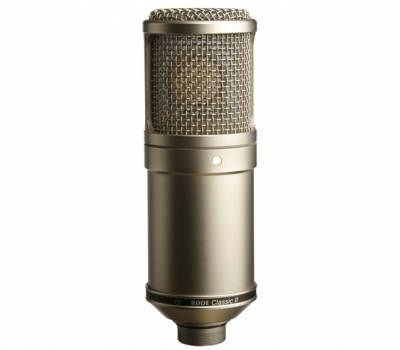 Купить RODE CLASSIC II Микрофон онлайн