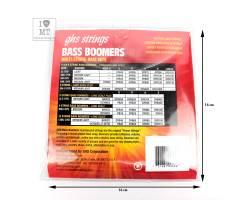GHS STRINGS 5M-C-DYB BOOMERS Струны для бас-гитар