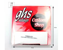 GHS STRINGS 5M8000 BASS PROGRESSIVES Струны для бас-гитар