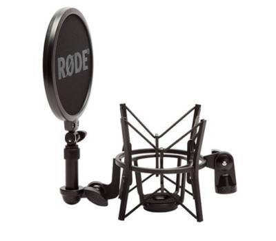 Купить RODE SM6 Виброподвес микрофонный онлайн