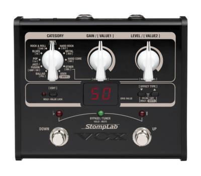 Купить VOX STOMPLAB 1G Гитарный процессор эффектов онлайн