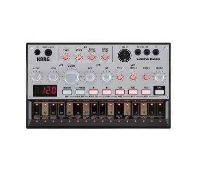 Купить KORG VOLCA-BASS Синтезатор онлайн