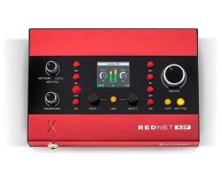 FOCUSRITE RedNet X2P Попередній підсилювач мікрофонний