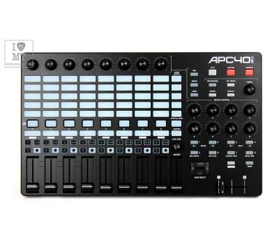 Купить AKAI APC40 MKII MIDI контроллер онлайн