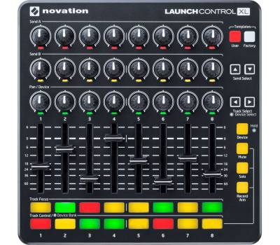 Купить NOVATION LAUNCH CONTROL XL MIDI контроллер онлайн