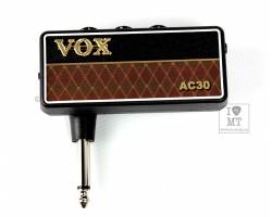 VOX AMPLUG2 AC30 (AP2-AC) Гитарный усилитель для наушников