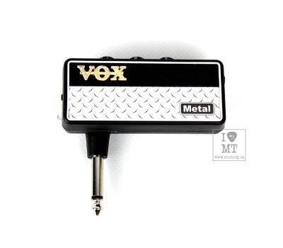 Купить VOX AMPLUG2 METAL (AP2-MT) Гитарный усилитель для наушников онлайн