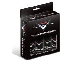 FENDER CUSTOM SHOP DELUXE GUITAR CARE SYSTEM 4 PACK Засіб для догляду за інструментом