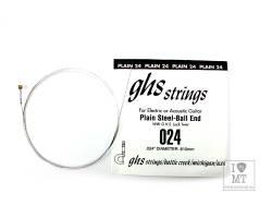 GHS STRINGS 024 Струна для акустической гитары