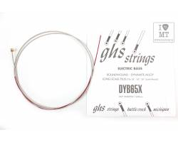 GHS STRINGS DYB65X Струна для бас-гитары
