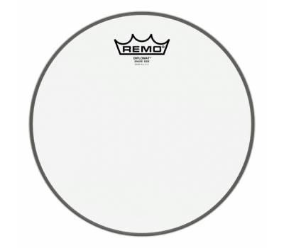 "Купить REMO DIPLOMAT 10"" SNARE HAZY Пластик для барабана онлайн"