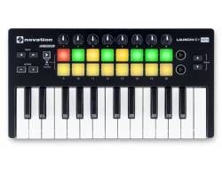 NOVATION LAUNCHKEY MINI MK2 MIDI клавіатура