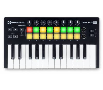 NOVATION LAUNCHKEY MINI MK2 MIDI клавиатура