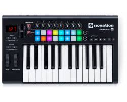 NOVATION LAUNCHKEY 25 MK2 MIDI клавіатура