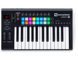 NOVATION LAUNCHKEY 25 MK2 MIDI клавіатура