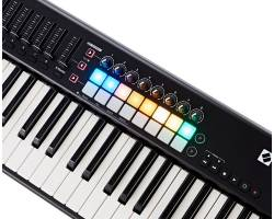 NOVATION LAUNCHKEY 49 MK2 MIDI клавиатура