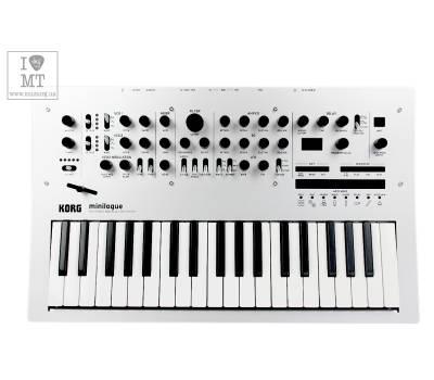 Купити KORG MINILOGUE Синтезатор аналоговий онлайн