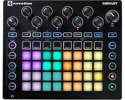 NOVATION CIRCUIT Синтезатор