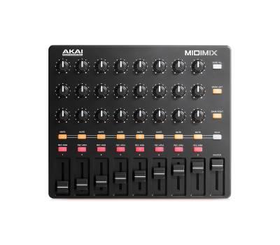 Купить AKAI MIDIMIX MIDI контроллер онлайн