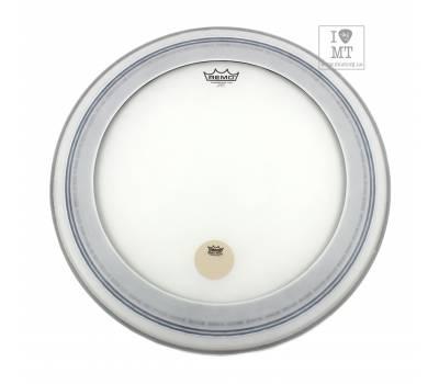 "Купить REMO POWERSTROKE PRO, Coated, 22"" Diameter, Bass Пластик для барабана онлайн"