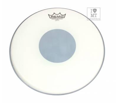 "Купить REMO CONTROLLED SOUND, Coated, 12"" Diameter, BLACK DOT On Bottom, Batter Пластик для барабана онлайн"