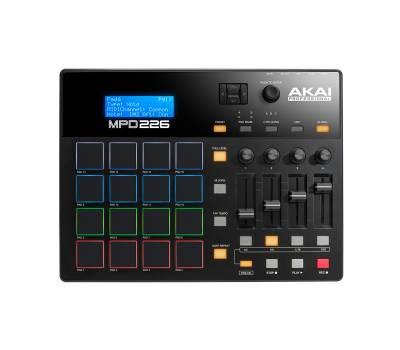 Купить AKAI MPD226 MIDI контроллер онлайн