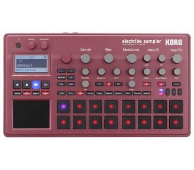 Купить KORG ELECTRIBE2S-RD Семплер онлайн