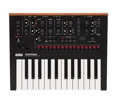Купить KORG MONOLOGUE-BK Синтезатор аналоговый онлайн