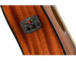 FENDER CD-60SCE ALL MAHOGANY NATURAL Гитара электроакустическая
