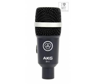 Купити AKG D40 Мікрофон онлайн