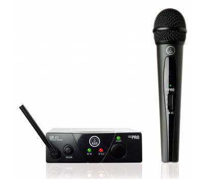 Купить AKG WMS40 Mini Vocal Set BD US45A Микрофонная радиосистема онлайн