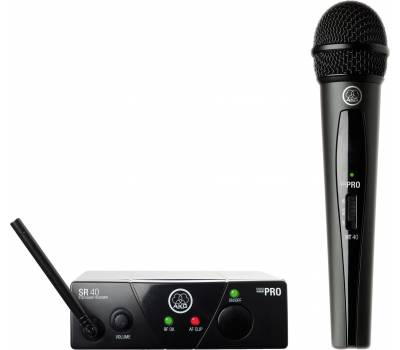 AKG WMS40 Mini Vocal Set BD US45C Микрофонная радиосистема