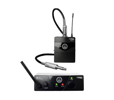 Купить AKG WMS40 Mini Instrumental Set BD ISM1 Микрофонная радиосистема онлайн
