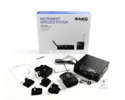 AKG WMS40 Mini Instrumental Set BD ISM1 Микрофонная радиосистема