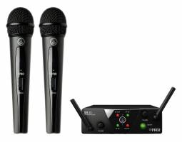 AKG WMS40 Mini2 Vocal Set BD ISM2/3 EU/US/UK Микрофонная радиосистема