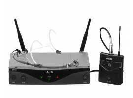 AKG WMS420 HEADWORN SET Band A Микрофонная радиосистема