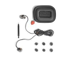 FENDER DXA1 IN-EAR MONITORS TRANSPARENT CHARCOAL Ушные мониторы